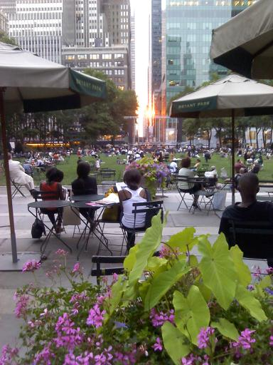 Hotel review bryant park hotel new york city hotel for Koi bryant park hotel